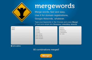 mergewords-keyword-list-builder